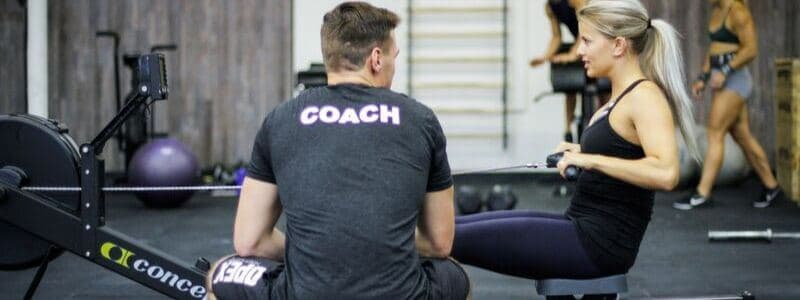 Concept2 Rower Workouts